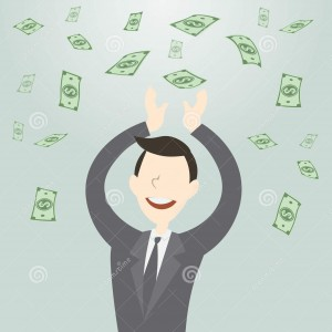 happy-business-man-getting-lot-money-vector-illustration-66527806